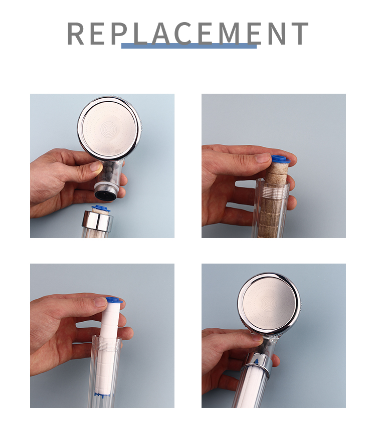 shower Filter replacement